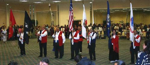 AIWA Honor Color Guard